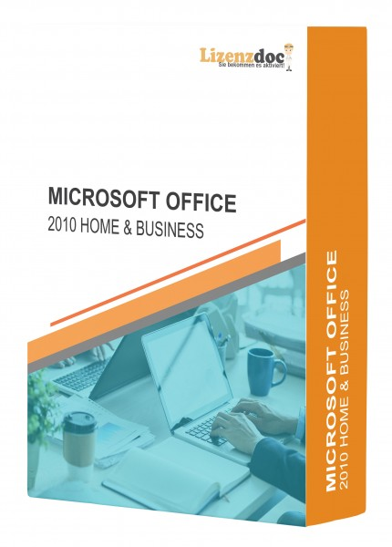 Microsoft Office 2010 Home & Business